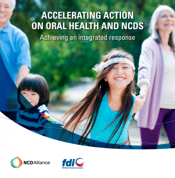Accelerating action on oral health and NCDs_brochure