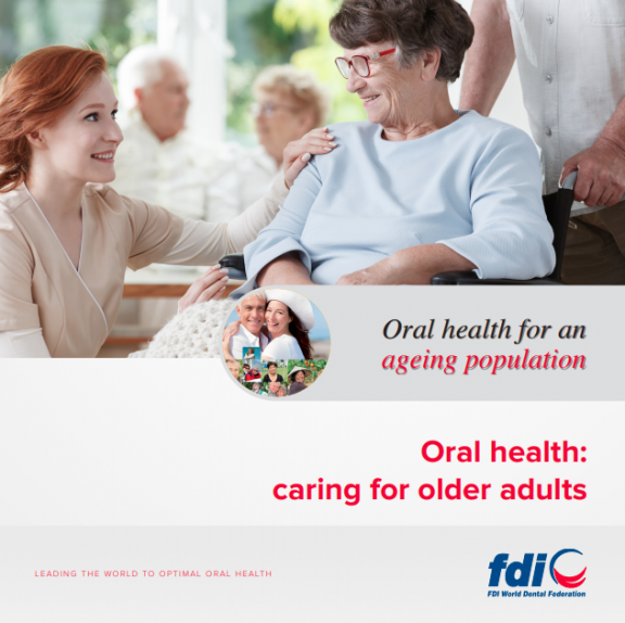 Oral health: caring for older adults_brochure