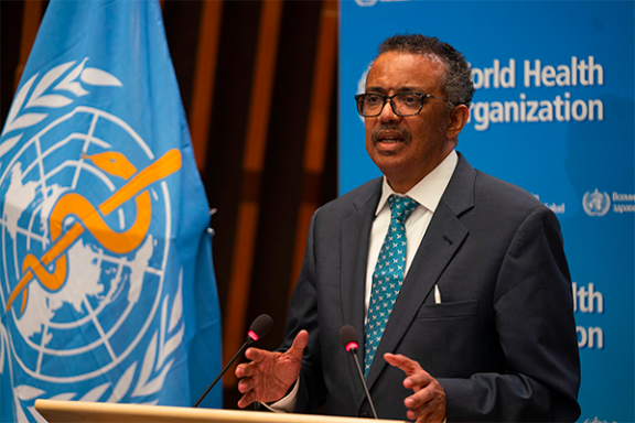FDI network_WHO Director-General Dr Tedros