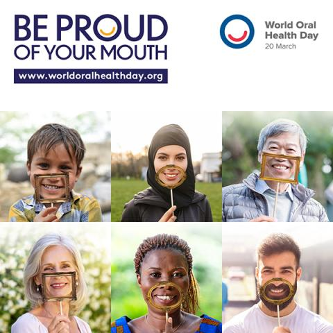 FDI World Oral Health Day