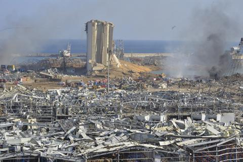 FDI member_The Lebanese Dental Association_lebanon-explosion-beirut