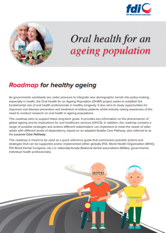 Roadmap for healthy ageing_toolkit