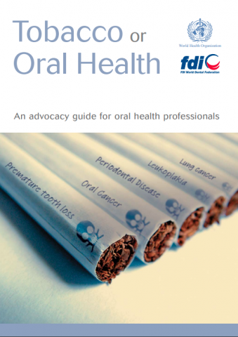 Tobacco or oral health_An advocacy guide for oral health professionals_toolkit