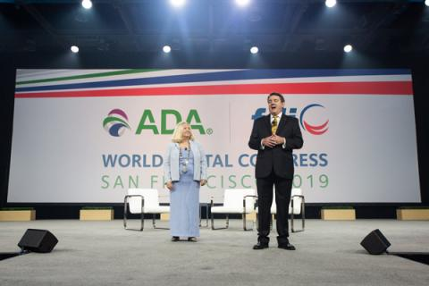 ADA FDI World Dental Congress