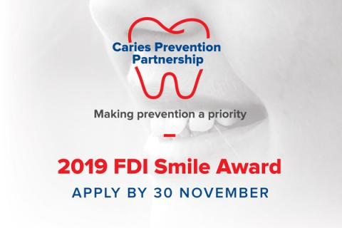 FDI Smile Award 2019