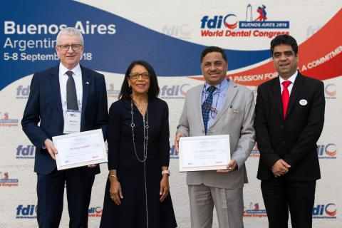 FDI Smile Award_ Indian Dental Association (IDA) and New Zealand Dental Association