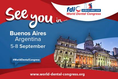 FDI World Dental Congress Buenos Aires 2