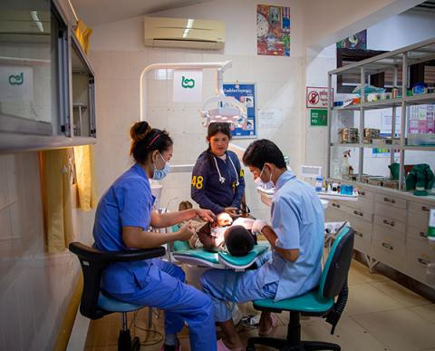 FDI World Dental Development Fund_Courtesy Angkor Hospital for Children_Cambodia