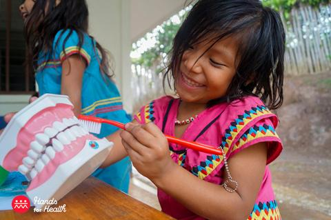 FDI World Dental Developmetn Found_Oral Health Protection for the Ngäbe-Buglé Indigenous Community