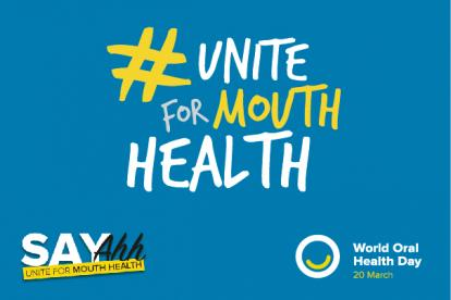 FDI World Oral Health Day_Unite for mouth health