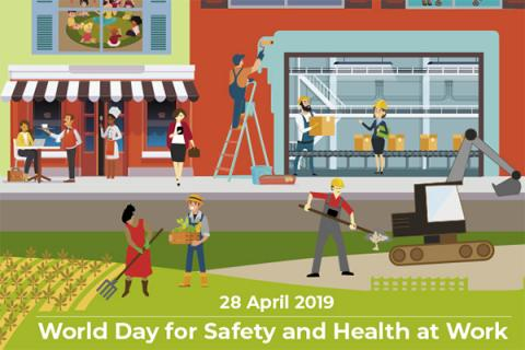 FDI event_World Day for Health and Safety at Work
