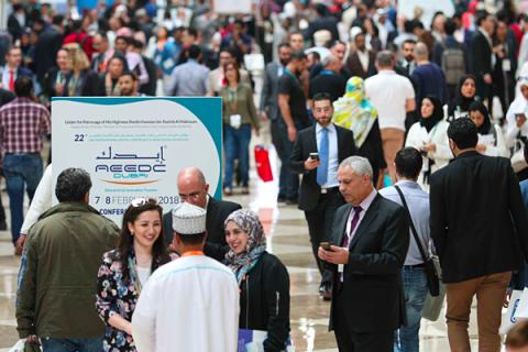 FDI network event_United Arab Emirates International Dental Conference and Arab Dental Exhibition