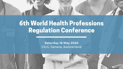 FDI network_World Health Professions Regulation Conference (WHPRC 2020)