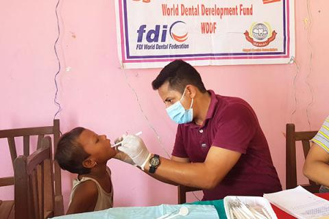 FDI_World Dental Development Found