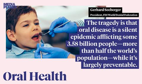 FDI_World Oral Health Day_Gerhard K. Seeberger