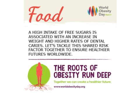 FDI_oral health_World Obesity Day